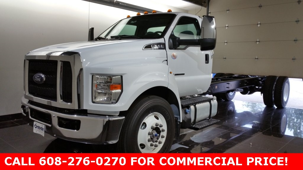 2017 F-650 Regular Cab, Cab Chassis #H0909 - photo 3