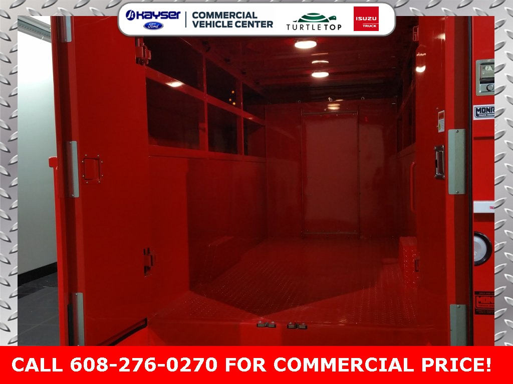 2017 Transit 350 HD DRW, Reading Aluminum CSV Service Utility Van #H0950 - photo 7