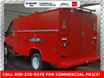 2017 Transit 350 HD DRW, Reading Aluminum CSV Service Utility Van #H0950 - photo 2