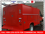 2017 Transit 350 HD DRW, Reading Aluminum CSV Service Utility Van #H0950 - photo 5