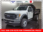 2017 F-550 Regular Cab DRW 4x4,  Monroe MTE-Zee Dump Dump Body #H0961 - photo 1