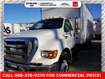 2008 F-650 Regular Cab DRW,  Dry Freight #J0300A - photo 1