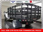 2018 F-550 Regular Cab DRW 4x4,  Knapheide Heavy-Hauler Junior Platform Body #J0329 - photo 4