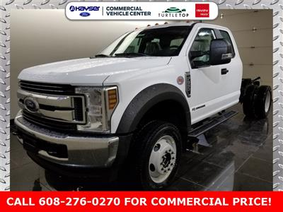 2018 F-550 Super Cab DRW 4x4, Cab Chassis #J0357 - photo 3