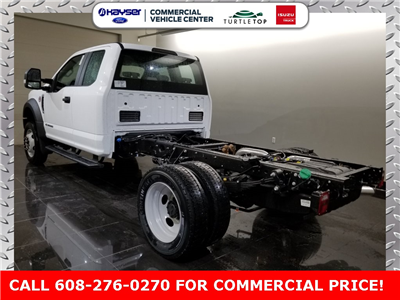 2018 F-550 Super Cab DRW 4x4, Cab Chassis #J0357 - photo 2