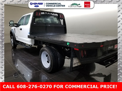 2018 F-550 Super Cab DRW 4x4,  Knapheide PGNB Gooseneck Platform Body #J0358 - photo 2