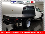 2018 F-550 Super Cab DRW 4x4,  Knapheide PGNB Gooseneck Platform Body #J0358 - photo 4