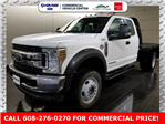2018 F-550 Super Cab DRW 4x4,  Knapheide Platform Body #J0358 - photo 1