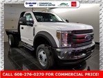 2018 F-550 Regular Cab DRW 4x4, Knapheide PGNB Gooseneck Platform Body #J0389 - photo 3