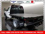 2018 F-550 Regular Cab DRW 4x4, Knapheide PGNB Gooseneck Platform Body #J0389 - photo 2