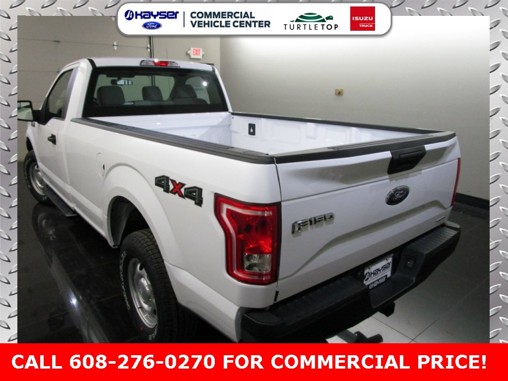 2018 F-150 Regular Cab 4x4,  Pickup #J0405 - photo 3