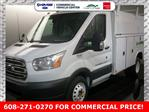 2018 Transit 350 HD DRW 4x2,  Reading Service Utility Van #J0461 - photo 1