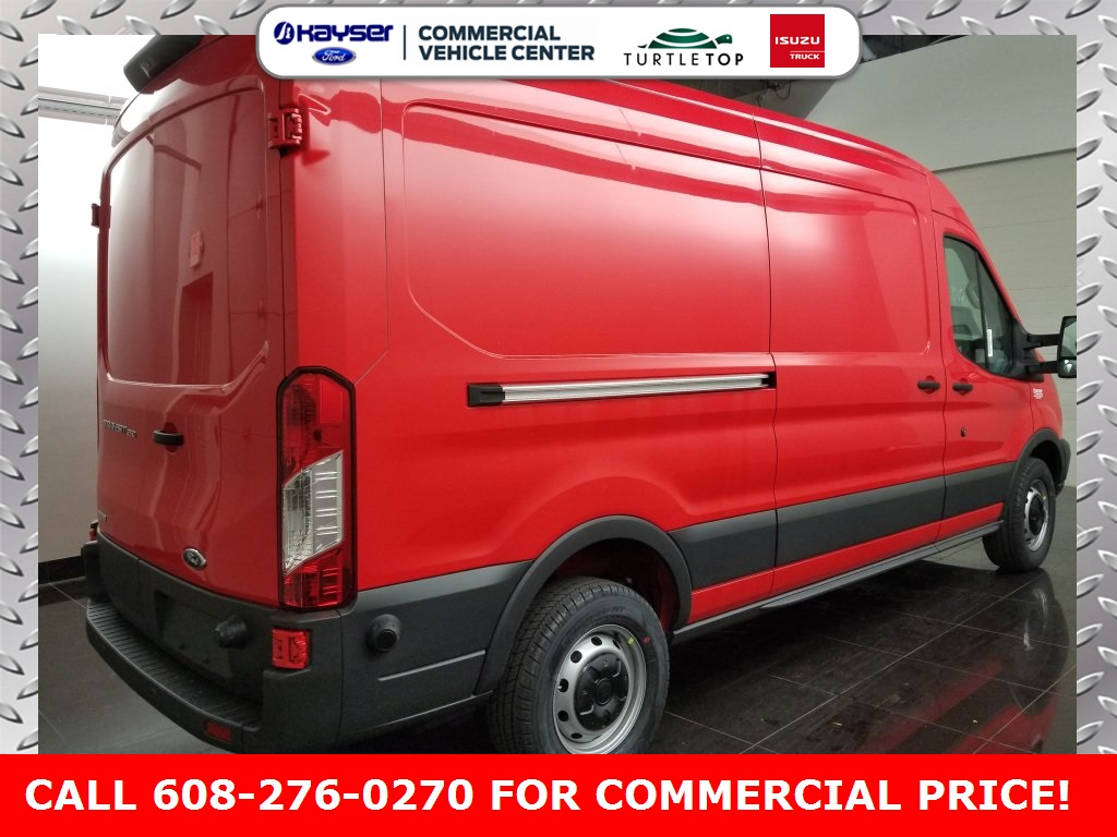 2018 Transit 350 Med Roof 4x2,  Empty Cargo Van #J0462 - photo 5