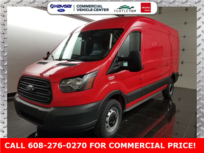 2018 Transit 350 Med Roof 4x2,  Empty Cargo Van #J0462 - photo 1
