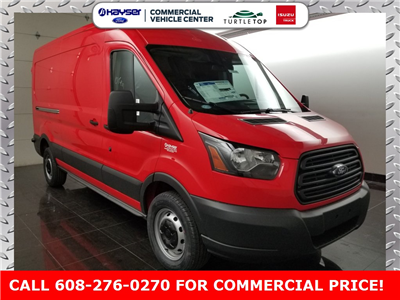 2018 Transit 350 Med Roof 4x2,  Empty Cargo Van #J0462 - photo 3