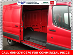 2018 Transit 350 Med Roof 4x2,  Empty Cargo Van #J0462 - photo 6