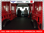 2018 Transit 350 Med Roof 4x2,  Empty Cargo Van #J0462 - photo 2
