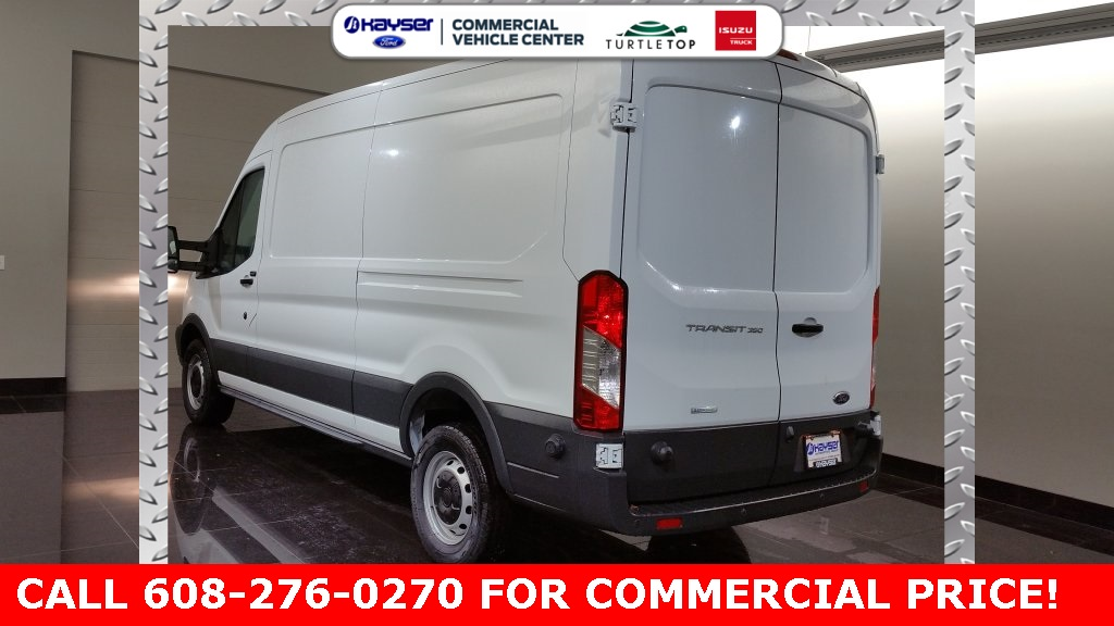 2018 Transit 350 Med Roof 4x2,  Empty Cargo Van #J0466 - photo 3