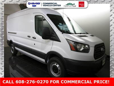 2018 Transit 350 Med Roof 4x2,  Empty Cargo Van #J0466 - photo 1