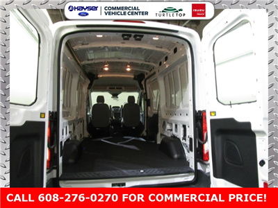 2018 Transit 350 Med Roof 4x2,  Empty Cargo Van #J0466 - photo 2
