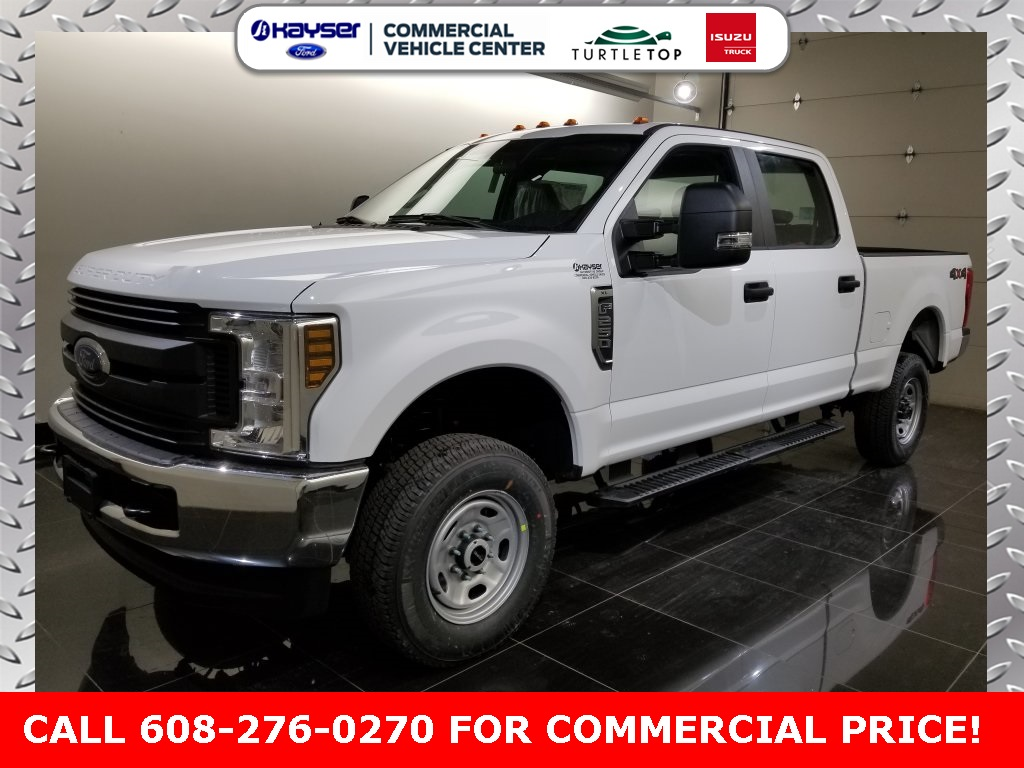 2018 F-250 Crew Cab 4x4,  Pickup #J0470 - photo 1