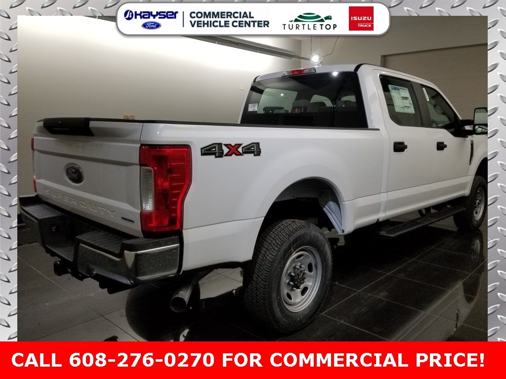 2018 F-250 Crew Cab 4x4,  Pickup #J0470 - photo 4