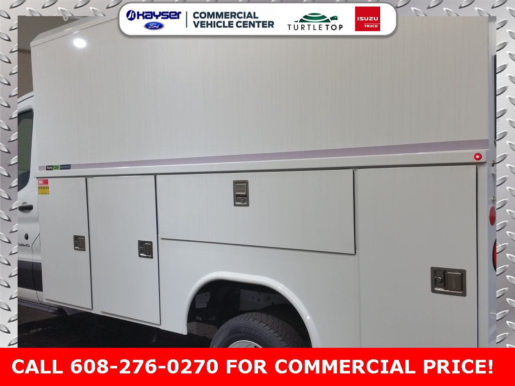 2018 Transit 350 HD DRW 4x2,  Reading Aluminum CSV Service Utility Van #J0502 - photo 5