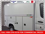 2018 Transit 350 HD DRW 4x2,  Reading Aluminum CSV Service Utility Van #J0502 - photo 6