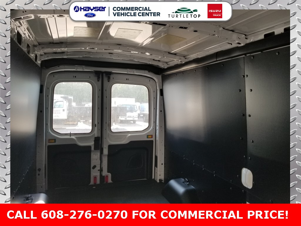 2018 Transit 250 Med Roof 4x2,  Empty Cargo Van #J0511 - photo 7