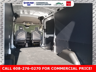 2018 Transit 250 Med Roof 4x2,  Empty Cargo Van #J0511 - photo 9