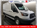 2018 Transit 250 Med Roof 4x2,  Empty Cargo Van #J0511 - photo 3