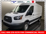 2018 Transit 250 Med Roof 4x2,  Empty Cargo Van #J0511 - photo 1
