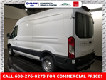 2018 Transit 250 Med Roof 4x2,  Empty Cargo Van #J0511 - photo 4