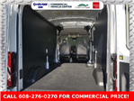 2018 Transit 250 Med Roof 4x2,  Empty Cargo Van #J0511 - photo 2