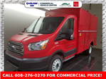 2018 Transit 350 HD DRW 4x2,  Reading Service Utility Van #J0527 - photo 1