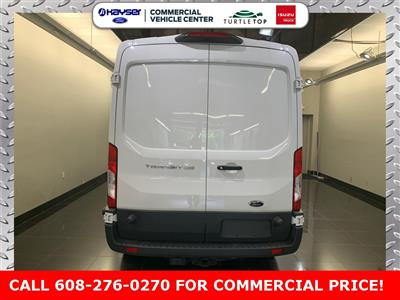 2018 Transit 250 Med Roof 4x2,  Empty Cargo Van #J0531 - photo 7