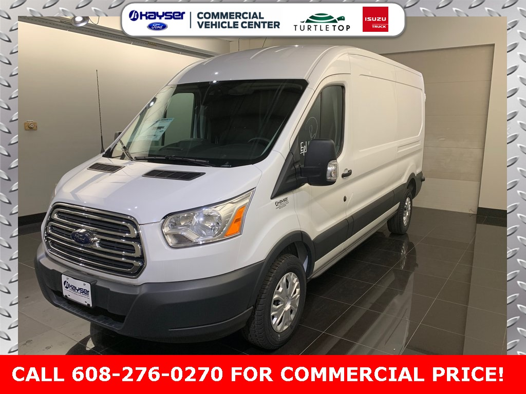 2018 Transit 250 Med Roof 4x2,  Empty Cargo Van #J0537 - photo 4