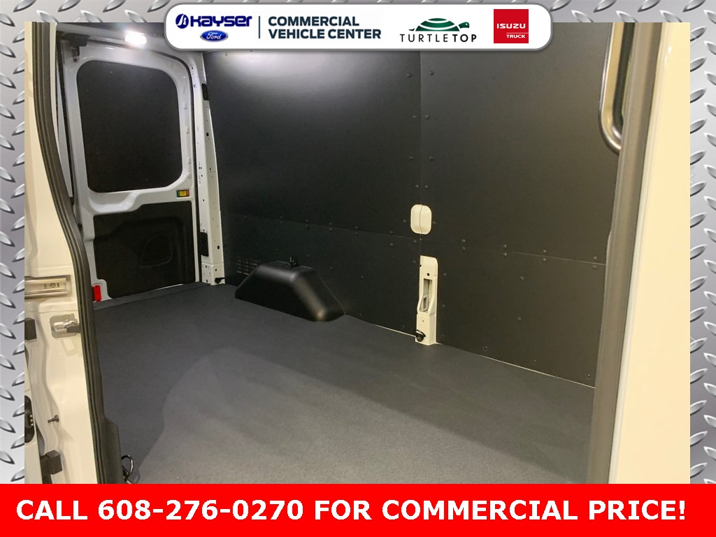 2018 Transit 250 Med Roof 4x2,  Empty Cargo Van #J0537 - photo 8