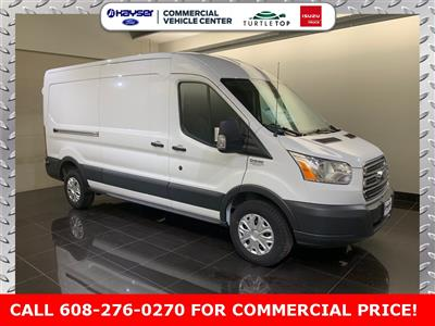 2018 Transit 250 Med Roof 4x2,  Empty Cargo Van #J0537 - photo 1