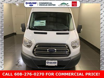 2018 Transit 250 Med Roof 4x2,  Empty Cargo Van #J0537 - photo 3