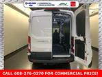 2018 Transit 250 Med Roof 4x2,  Empty Cargo Van #J0537 - photo 2