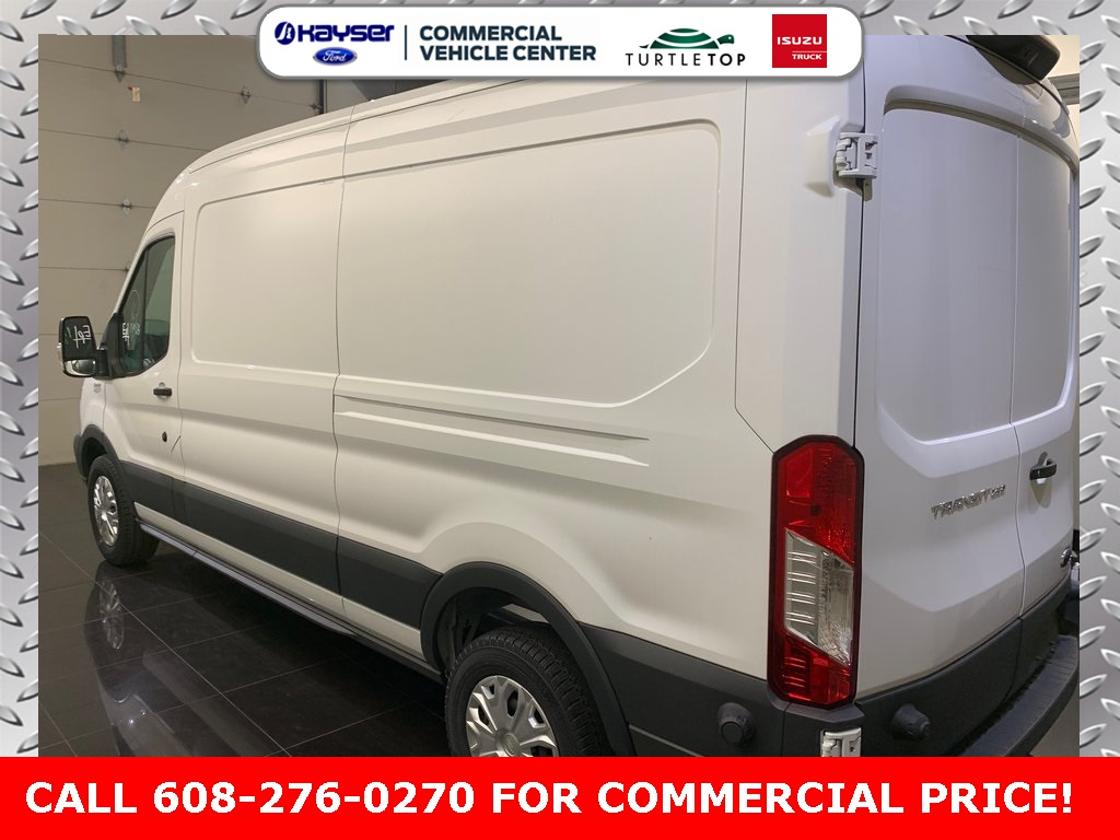 2018 Transit 250 Med Roof 4x2,  Empty Cargo Van #J0541 - photo 5