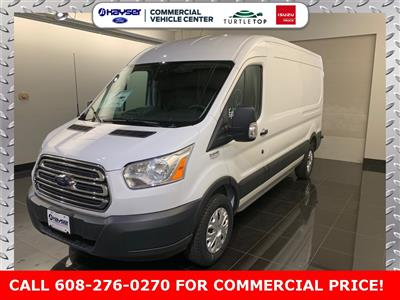 2018 Transit 250 Med Roof 4x2,  Empty Cargo Van #J0541 - photo 4