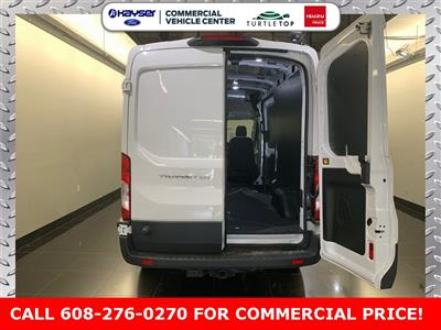 2018 Transit 250 Med Roof 4x2,  Empty Cargo Van #J0541 - photo 6