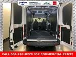 2018 Transit 250 Med Roof 4x2,  Empty Cargo Van #J0541 - photo 2