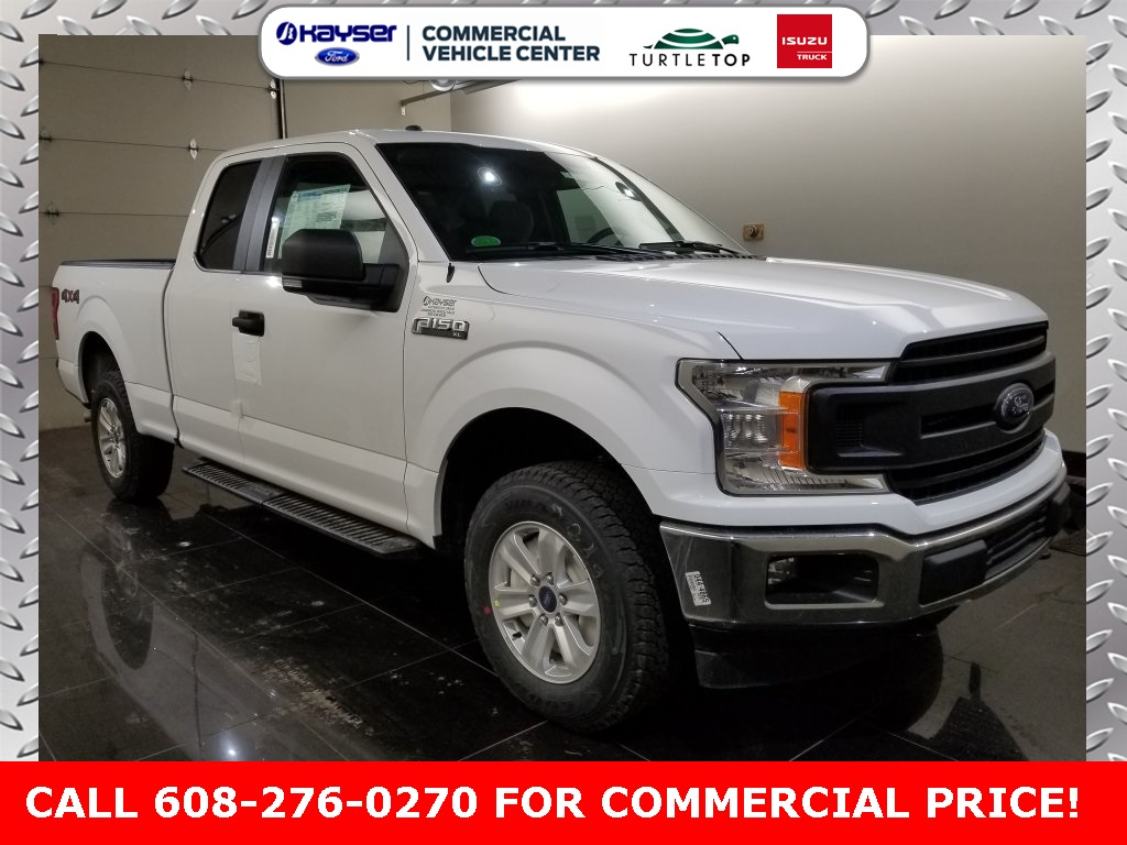 2018 F-150 Super Cab 4x4,  Pickup #J0569 - photo 3
