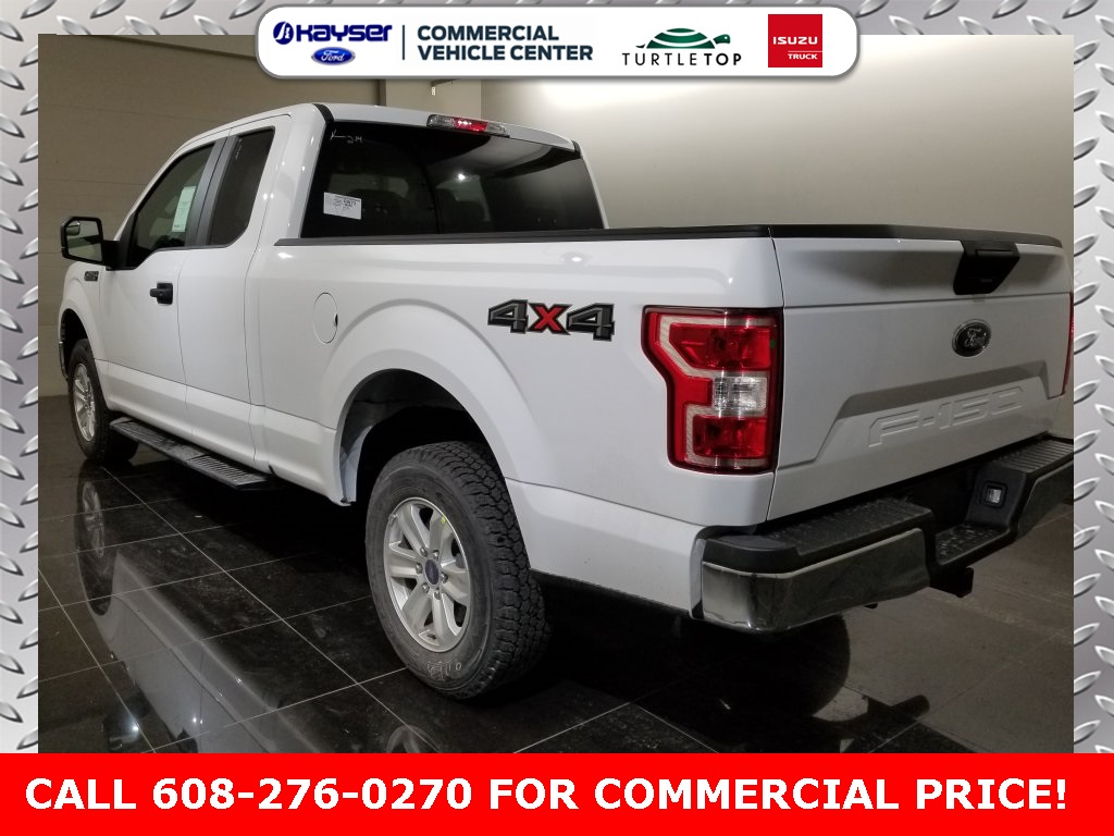 2018 F-150 Super Cab 4x4,  Pickup #J0569 - photo 2