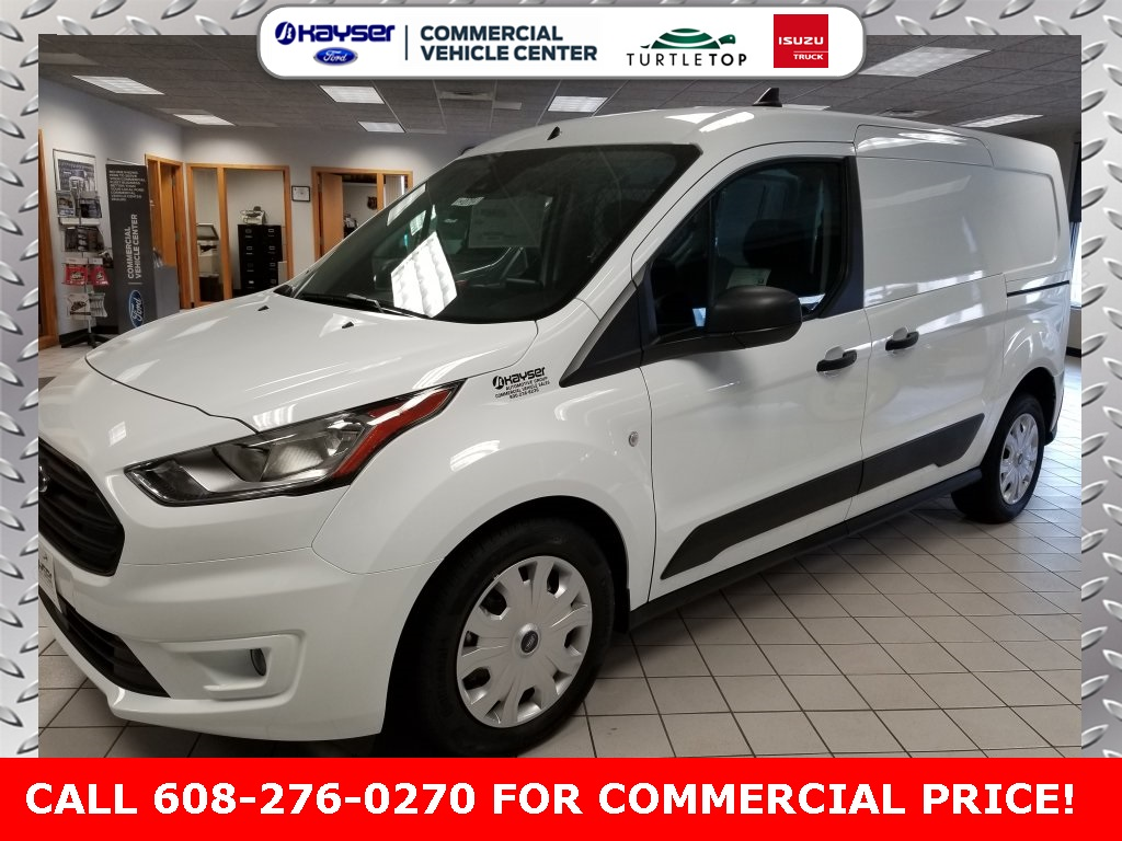 2019 Transit Connect 4x2,  Empty Cargo Van #K0704 - photo 1
