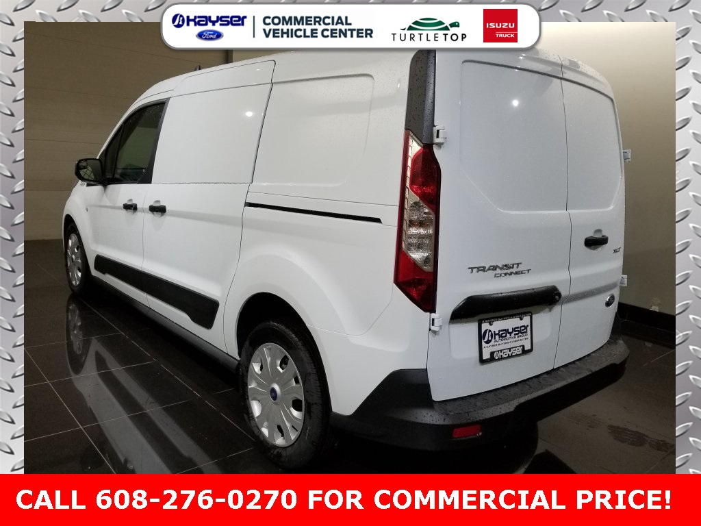2019 Transit Connect 4x2,  Empty Cargo Van #K0705 - photo 4