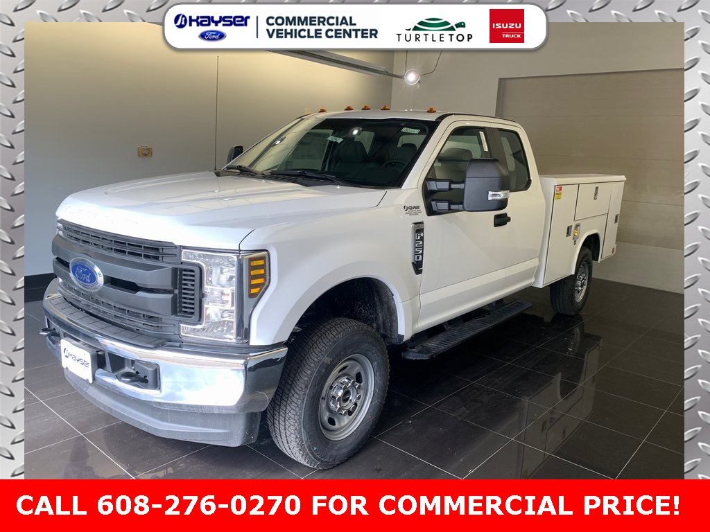 2019 F-250 Super Cab 4x4,  Reading Service Body #K0707 - photo 2